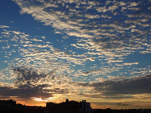 Sunrise Over Astoria