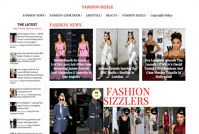 Fashion Sizzle