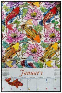 January 2016 Calendar fb