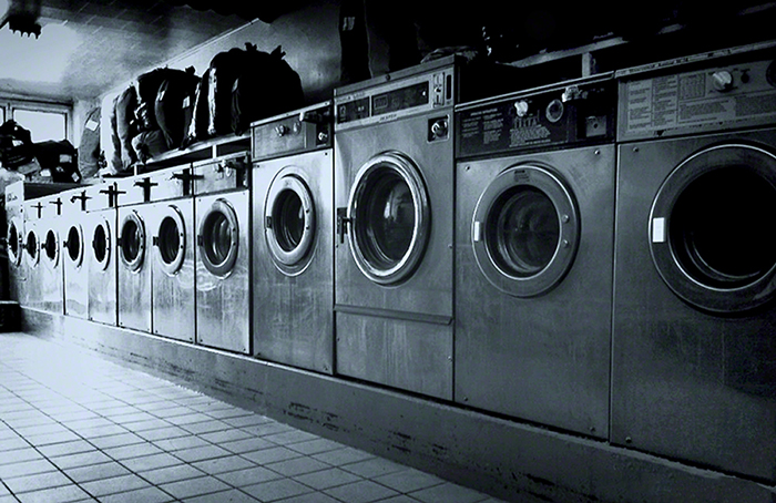 Laundry-Machines